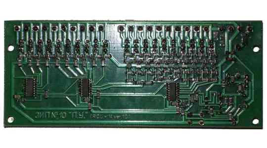 Ремкомплект для ремонта домофонов типа Импульс-Д, Импульс-ДС (Протон-Импульс), 100 канальный коммутатор, ЗИП 10...